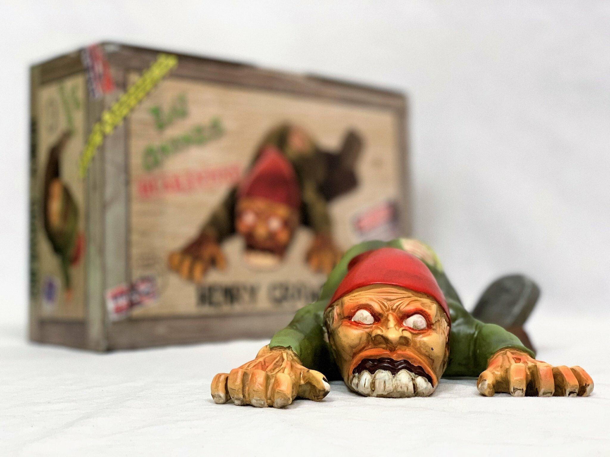 Evil Gnomes Gnawey